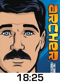 Archer S4 Blu-ray Review