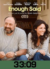 Enough Said Blu-ray Review