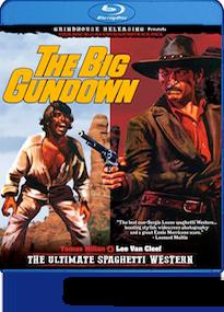 The Big Gundown Blu-ray Review