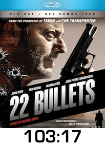 22 Bullets w time