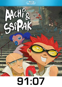 Aachi and Ssipak w time