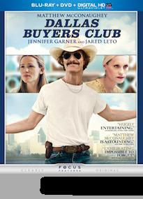 Dallas Buyer's Club Blu-ray Review
