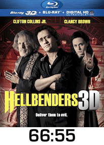 Hellbenders w time