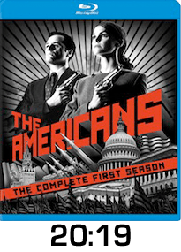 The Americans w time