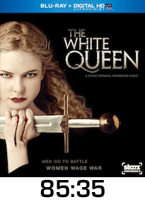 The White Queen Blu-ray Review