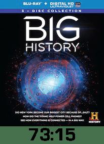 Big History w time