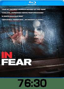 In Fear w time