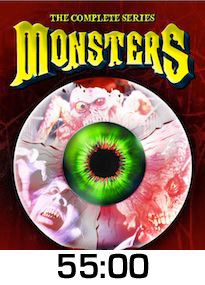 Monsters Complete Series DVD Review