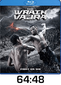 Wrath of Vajra Blu-ray Review