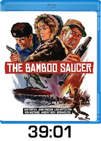 Bamboo Saucer Blu-ray Review
