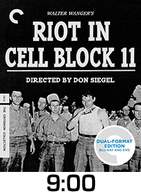 Riot in Cell Block 11 Blu-ray Review