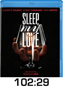 Sleep My Love Blu-ray Review