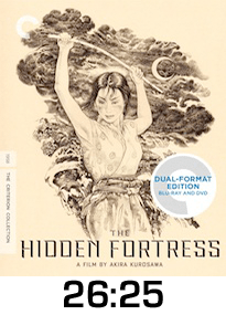 The Hidden Fortress Blu-ray Review