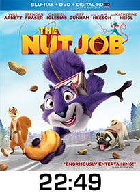 The Nut Job Blu-ray Review