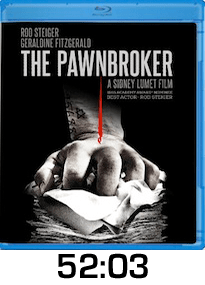 The Pawnbroker Blu-ray Review
