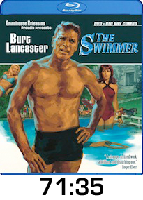 The Swimmer Blu-ray Review