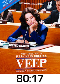 Veep S2 Blu-ray Review