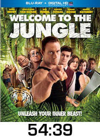Welcome to the Jungle Blu-ray Review