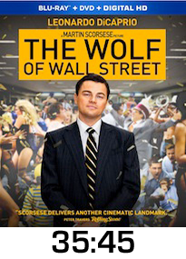 Wolf of Wall Street Blu-ray Review