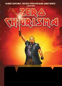 Zero Charisma DVD Review