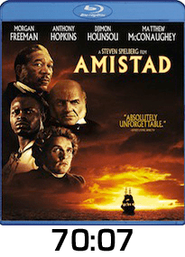 Amistad Blu-ray Review