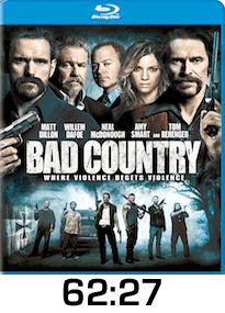 Bad Country Blu-ray Review