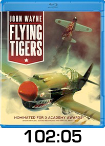 Flying Tigers w time