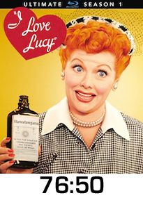 I Love Lucy Blu-ray Review