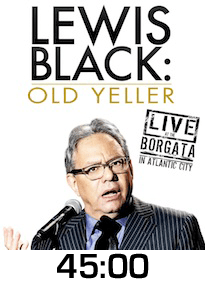 Lewis Black DVD Review