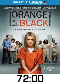 Orange is the New Black w time