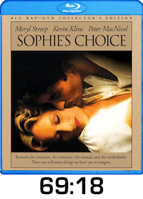 Sophie's Choice Blu-ray Review