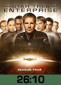 Star Trek Enterprise Seaon 4 Blu-ray Review