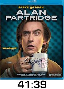 Alan Partridge Bluray Review