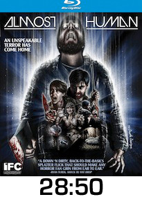 Almost Human Bluray Review