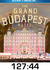 Grand Budapest Hotel Bluray Review