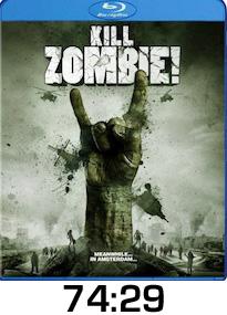 Kill Zombie Bluray Review