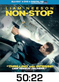 NonStop Bluray Review