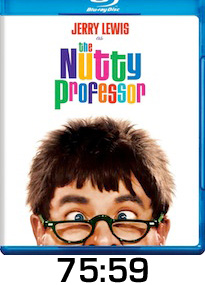 Nutty Professor Bluray Review