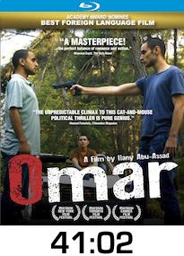 Omar Bluray Review
