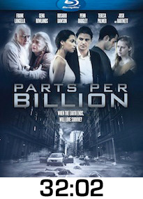 Parts Per Billion Bluray Review