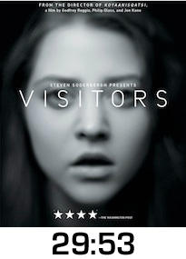 Visitors Bluray Review