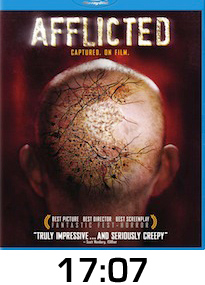 Afflicted Bluray Review