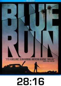 Blue Ruin Bluray Review