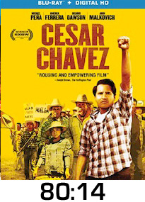 Cesar Chavez Bluray Review