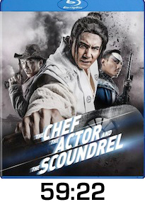 Chef Actor Scoundrel Bluray Review