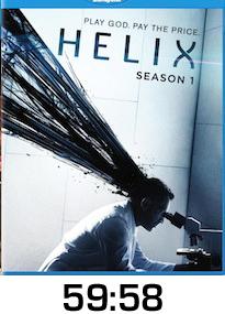 Helix Season 1 Bluray Review