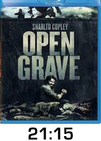 Open Grave Bluray Review