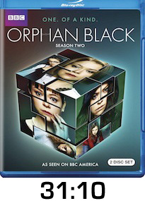 Orphan Black Season 2 Bluray Review