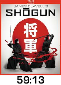 Shogun Bluray Review