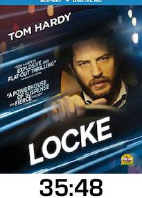 Locke Bluray Review